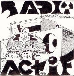 dj radioactif